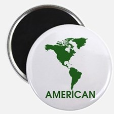 "Cute South america 2.25"" Magnet (10 pack)"