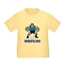 Funny Wrestling T