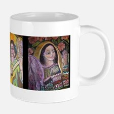 Ruth olivar millan cups 20 oz Ceramic Mega Mug