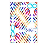 Infinity 8 Nights Postcards (Package of 8)