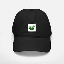 Turtle on His Back Baseball Hat