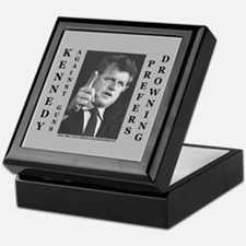 Funny Chappaquiddick Keepsake Box