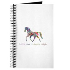 Rainbow pony Journal