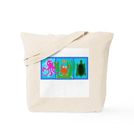 Undersea Adventure Tote Bag