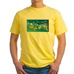 Comfort Zone Yellow T-Shirt
