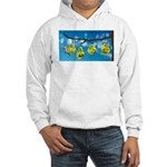 Comfort Zone Hooded Sweatshirt