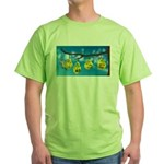Comfort Zone Green T-Shirt