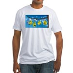 Comfort Zone Fitted T-Shirt