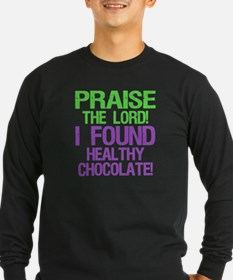 PTL! Healthy Chocolate! T