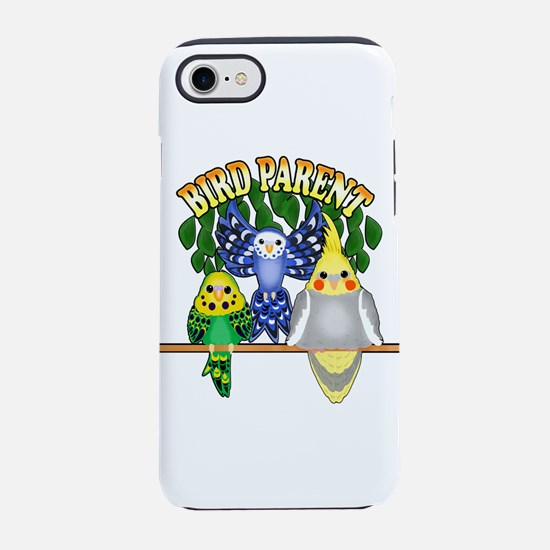 Bird Parent iPhone 7 Tough Case