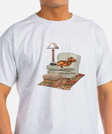 TV Doxie Dad T-Shirt