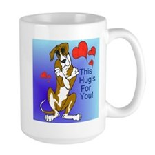 N Fawntle Great Dane This Hug Mug