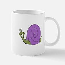 Happy Goofy Snail Mug