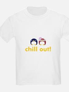 Chillin' Penguins T-Shirt