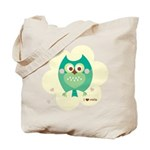 I Love Owls Tote Bag
