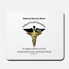 Nurses Week Mousepad BCD