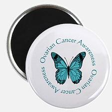 "Ovarian Cancer Awareness 2.25"" Magnet (10 pack)"