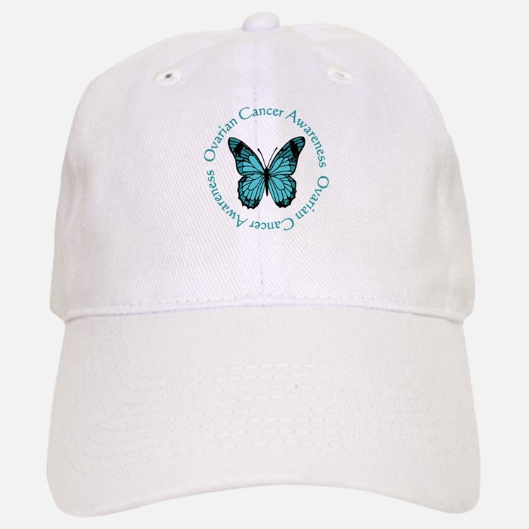 Ovarian Cancer Awareness Baseball Baseball Cap