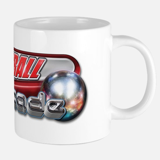 Pinball Arcade 20 oz Ceramic Mega Mug