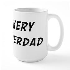 Zackery is Superdad Mug