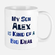 My Son Alex Mug