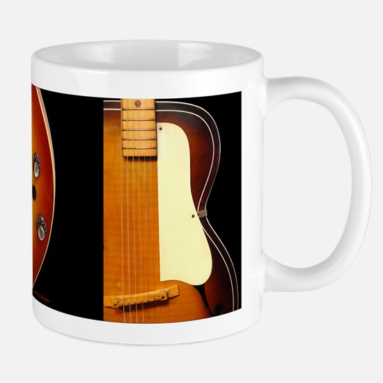 Vintage Hollowbody Mug