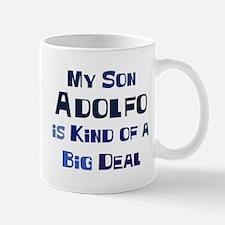 My Son Adolfo Mug