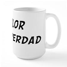 Tylor is Superdad Mug
