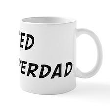 Ted is Superdad Mug