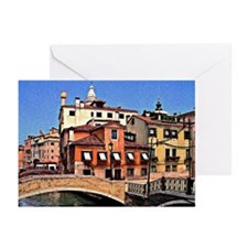 Venice Greeting Cards (Pk of 10, blank inside)