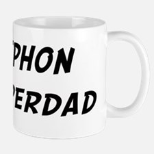 Stephon is Superdad Mug