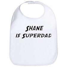 Shane is Superdad Bib