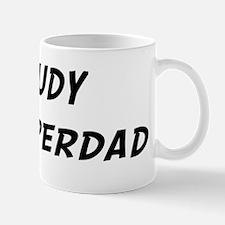 Rudy is Superdad Mug