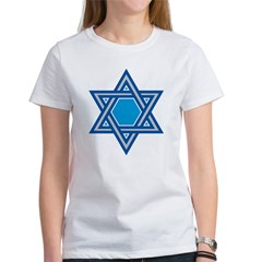 Star of David Women's T-Shirt