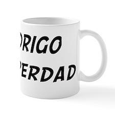 Rodrigo is Superdad Mug