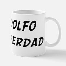 Rodolfo is Superdad Mug