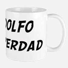 Rodolfo is Superdad Small Small Mug