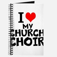 I Love My Church Choir Journal