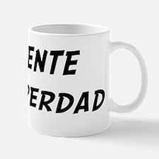 Vicente is Superdad Mug