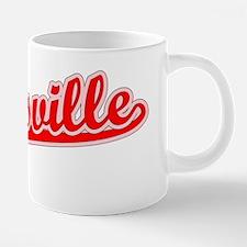 Unique Zanesville 20 oz Ceramic Mega Mug