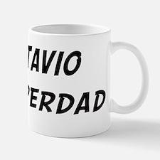 Octavio is Superdad Mug