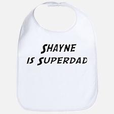 Simon is Superdad Bib
