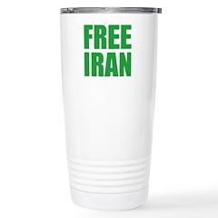 FREE IRAN Travel Mug