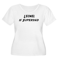 Leonel is Superdad T-Shirt