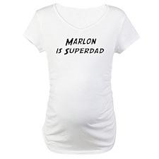 Marlon is Superdad Shirt
