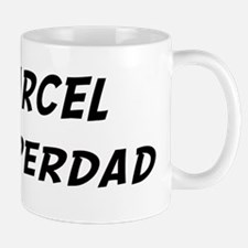 Marcel is Superdad Mug