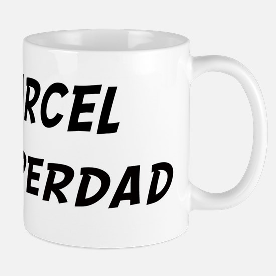 Marcel is Superdad Mug