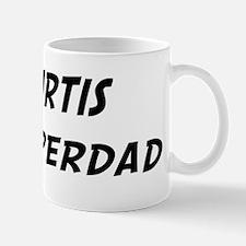 Kurtis is Superdad Mug