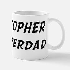 Kristopher is Superdad Mug