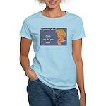 Parenting advice? Shut mouth Women's Light T-Shirt